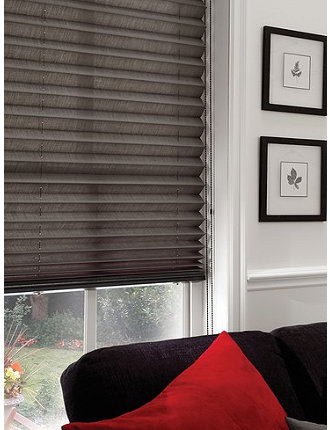 Chandler Pleated Shades Window Treatments Chandler Arizona