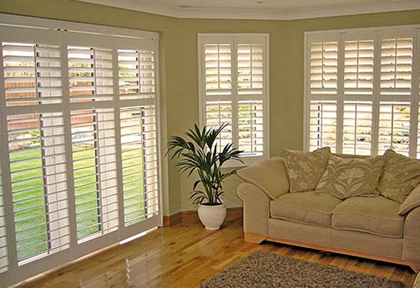 Chandler Plantation Shutters