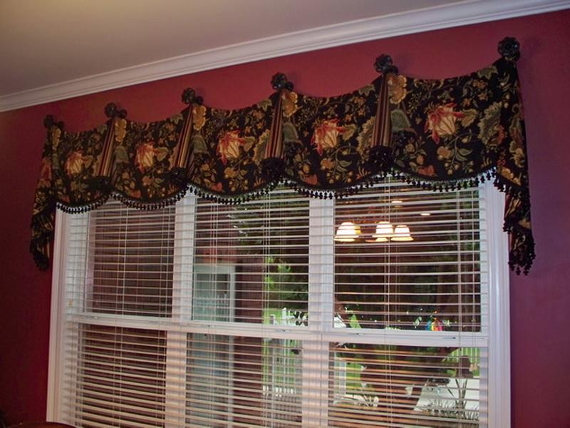 Chandler Custom Valances