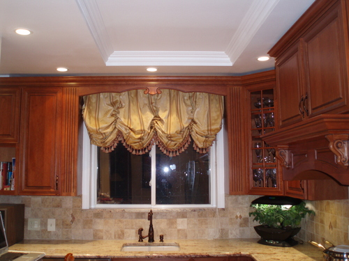 Chandler Custom Fabric Shades