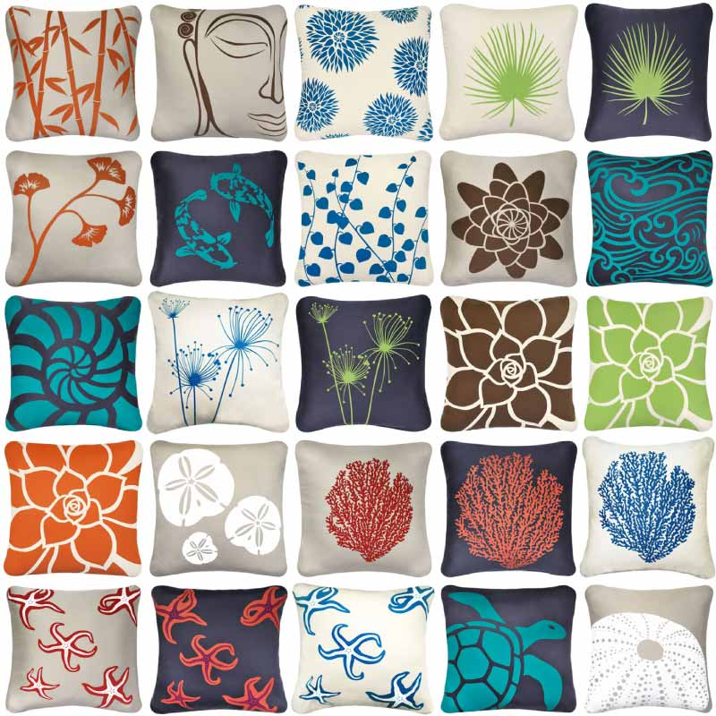 Chandler Accent Pillows