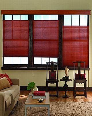 Chandler Pleated Shades