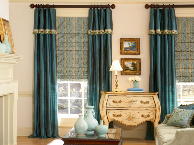 Chandler Roman Shades