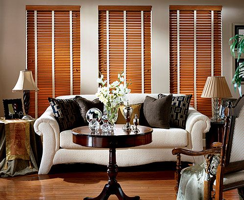 Chandler Wood Blinds